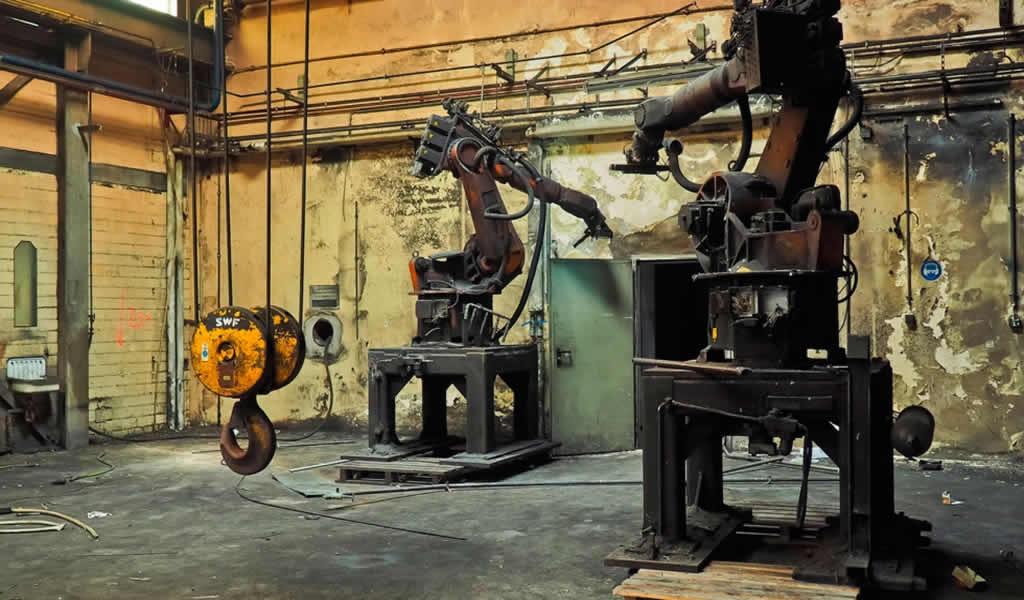 La robótica se abre camino en el sector de la construcción