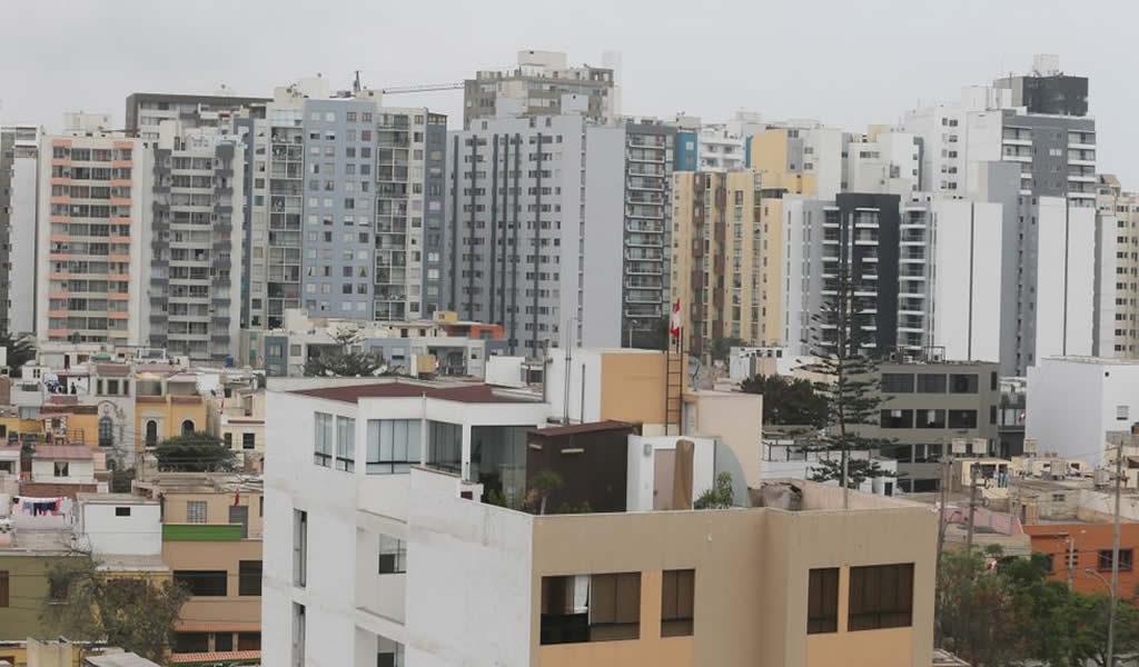 Declaran de interés nacional la formalización de la propiedad predial y del catastro urbano nacional