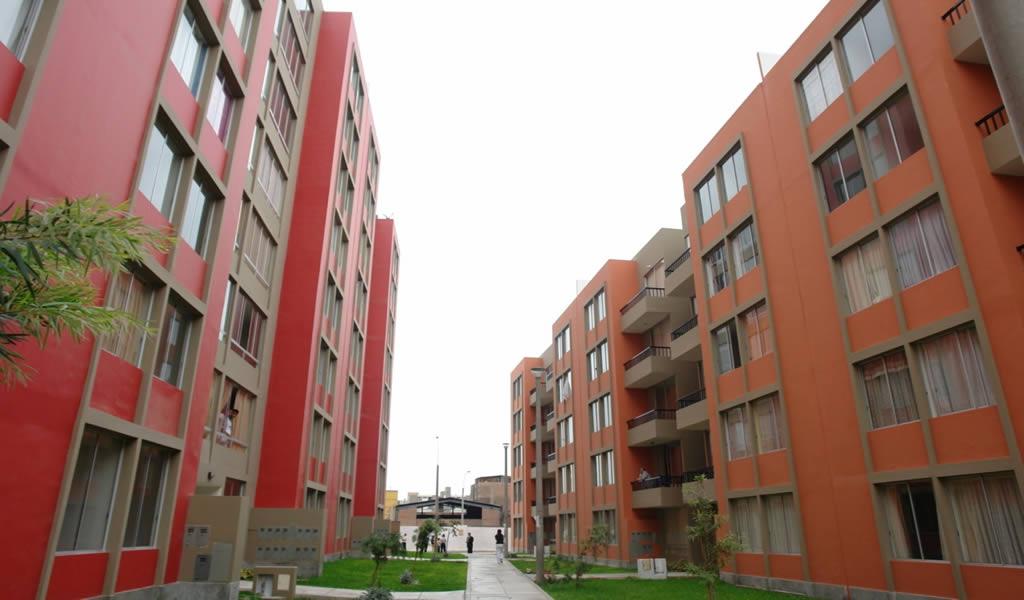 Inversión en construcción de viviendas sumará S/ 11,900 millones en Lima este año