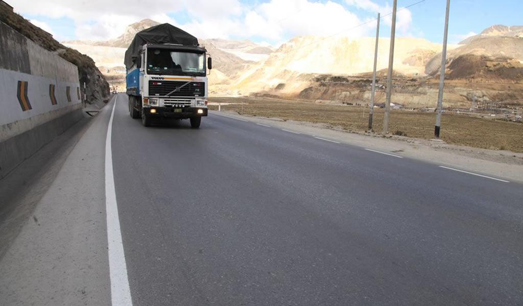 Nueva Carretera Central permitirá llegar de Lima a La Oroya en hora y media