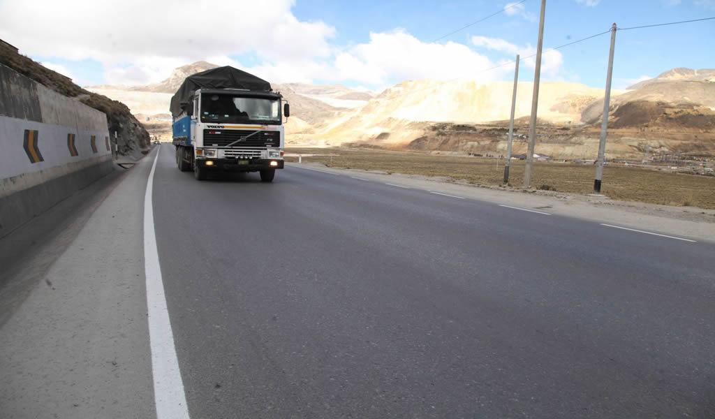 Construcción de nueva ruta de carretera Central permitirá llegar a La Oroya en menor tiempo
