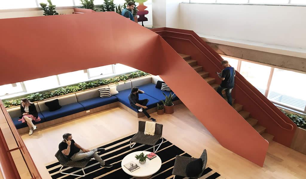 ¿Cuál es el futuro del diseño en espacios de trabajo? La respuesta la tiene la arquitectura conectada