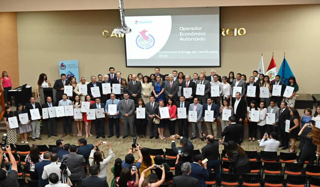 Modasa obtiene la certificación OEA Importador