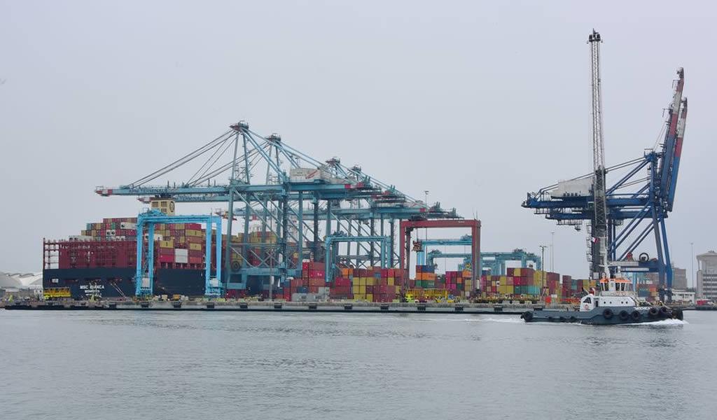 El 27 de febrero se firma adenda para ampliar el Muelle Sur del Callao