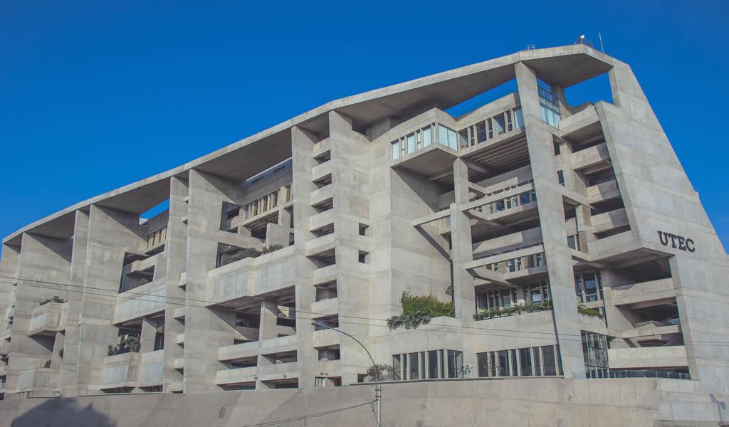 Edificio de UTEC en el ranking de los más innovadores del mundo
