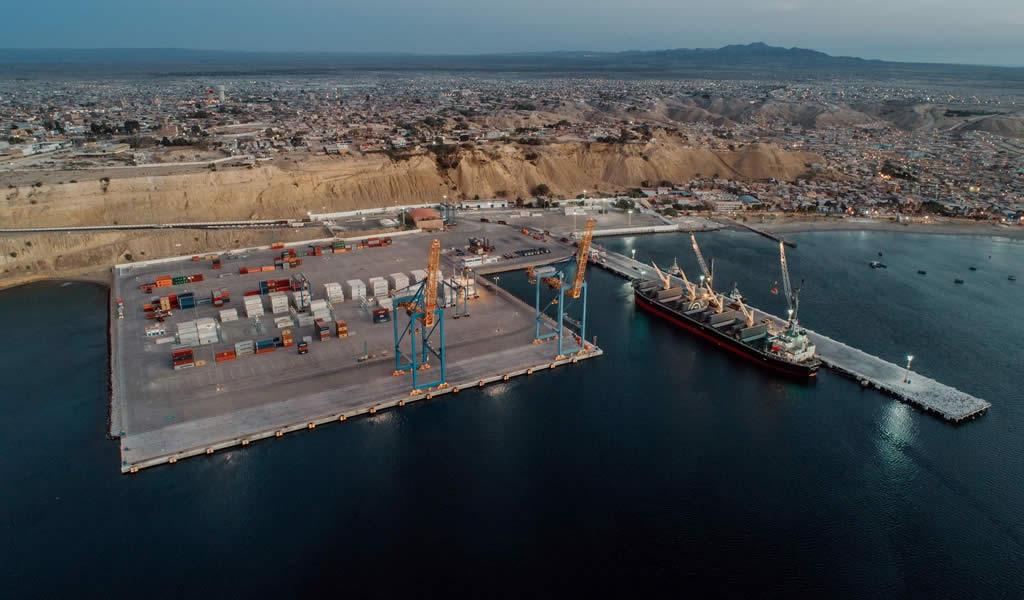 Aprueban expediente técnico para ampliar muelle del puerto de Paita