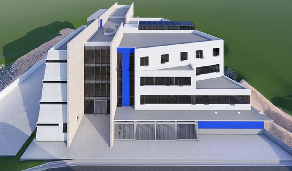 Invierten S/18,5 millones en nuevo y moderno Centro Vulcanológico Nacional en Arequipa