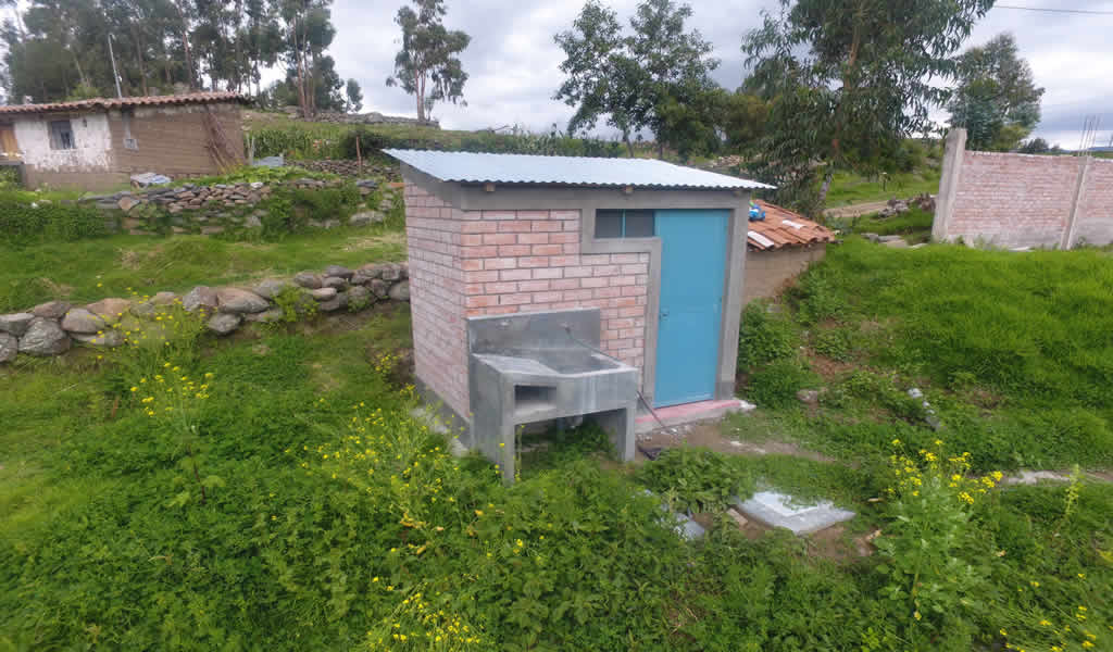 Junín: MVCS invierte más de S/ 1.9 millones en obras de agua y saneamiento para el centro poblado Alto Huahuari