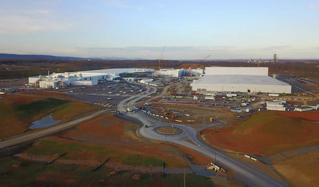 """El nuevo enfoque de construcción que ayudó a la gigante P&G a construir su """"planta del futuro"""""""