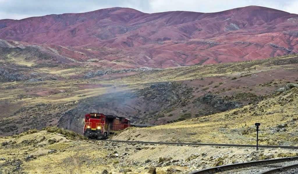 Proyecto Ferrocarril Huancayo-Huancavelica cuenta con nuevo esquema de cofinanciamiento