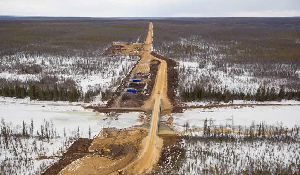 Rusia prepara la construcción de puente y carretera en la ciudad más fría de la tierra