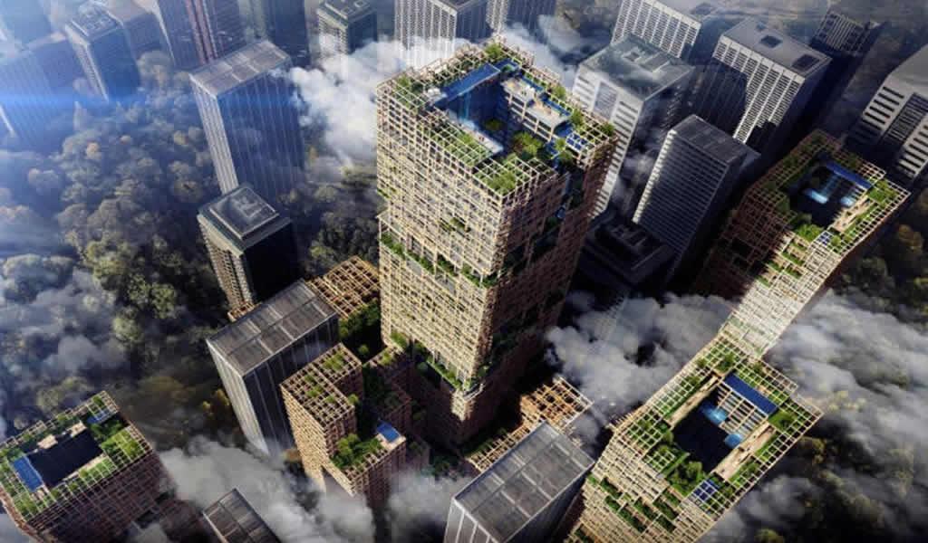 Japón construirá el rascacielos de madera más alto del mundo