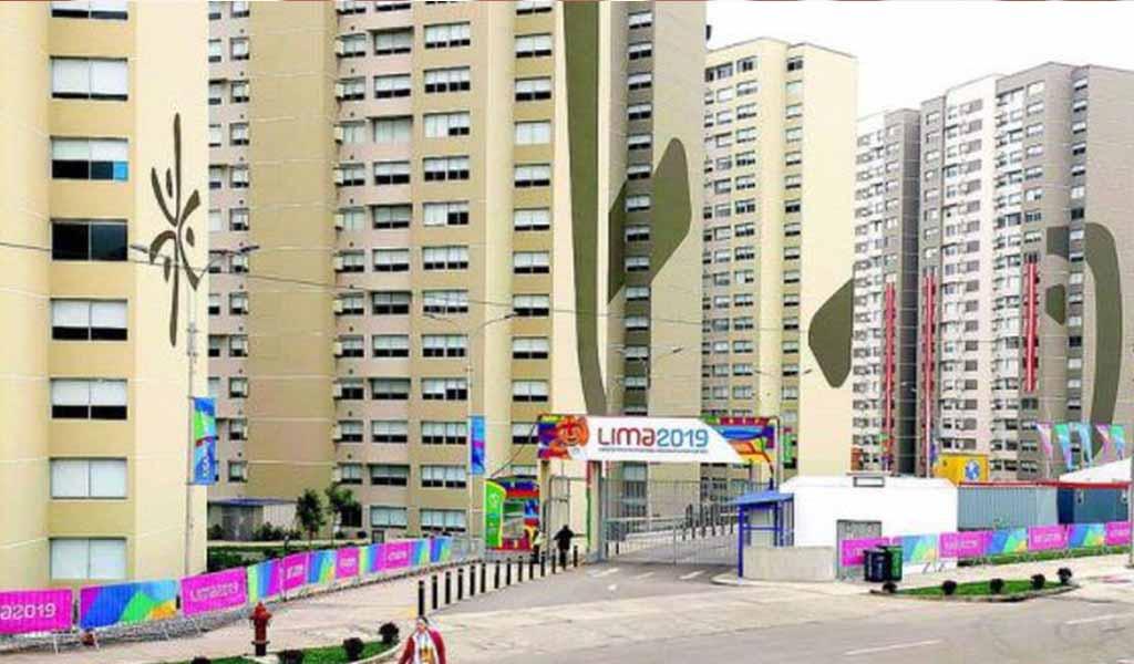 Villa Panamericana será acondicionada para el tratamiento de casos de coronavirus