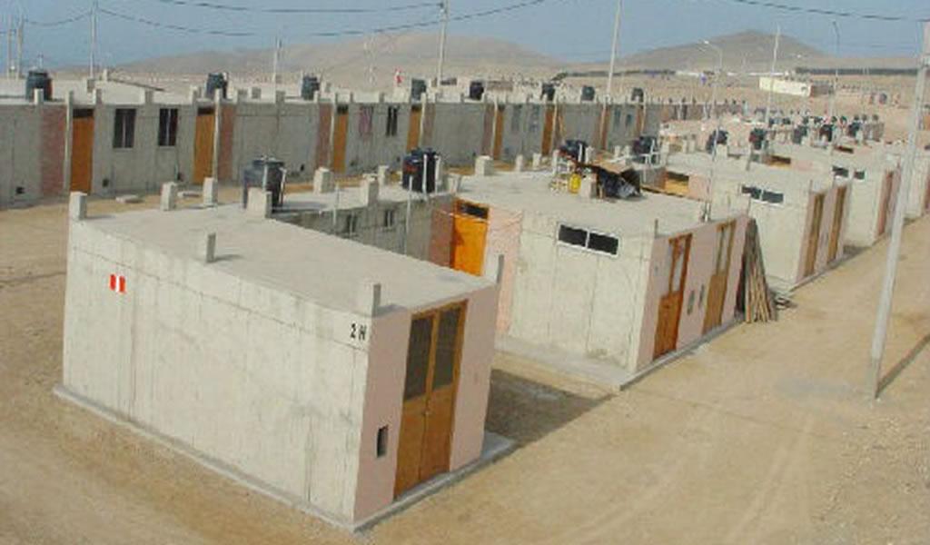 Más de 430,000 peruanos accedieron a vivienda formalizada en últimos 2 años