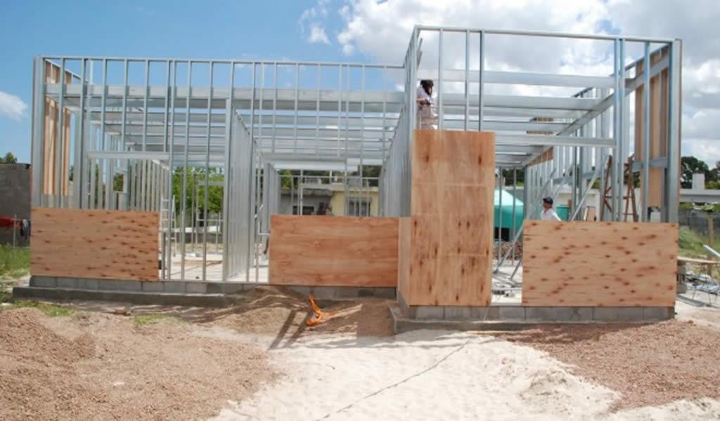 Construcción en seco: una tendencia que aporta soluciones