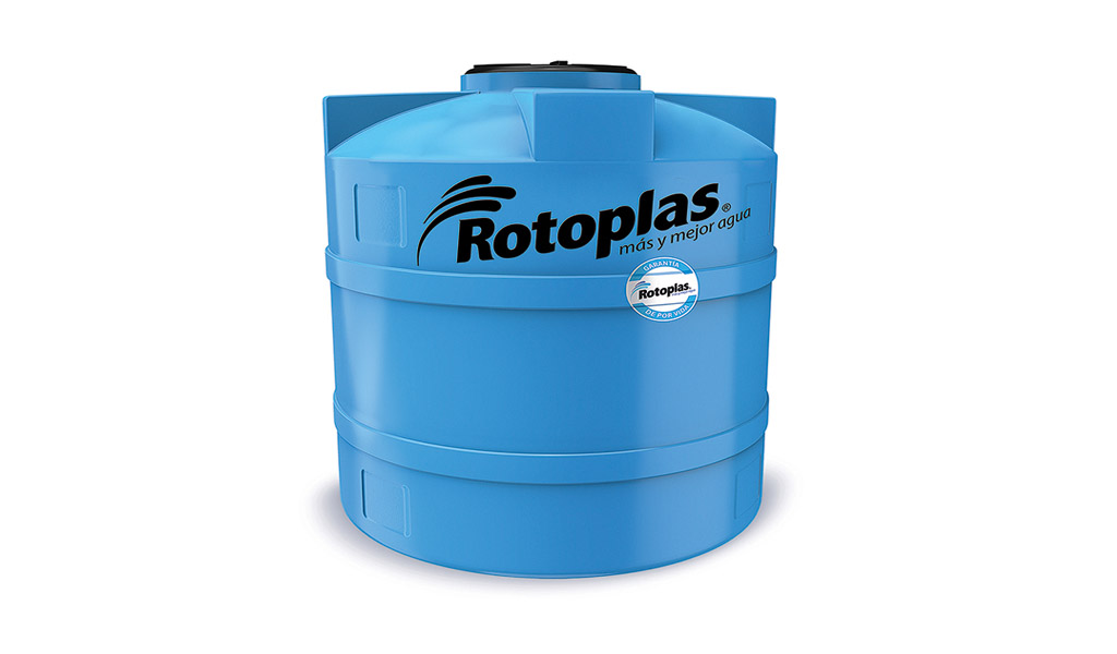 ROTOPLAS - Cisternas para almacenamiento de agua