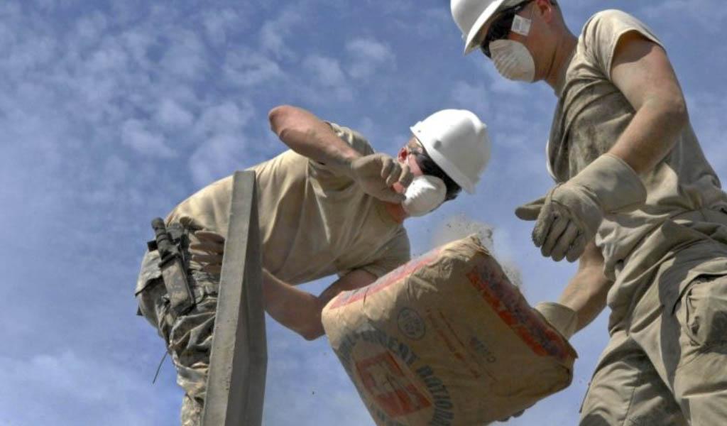 La producción de concreto más limpia podría reducir la contaminación del aire en un 14%