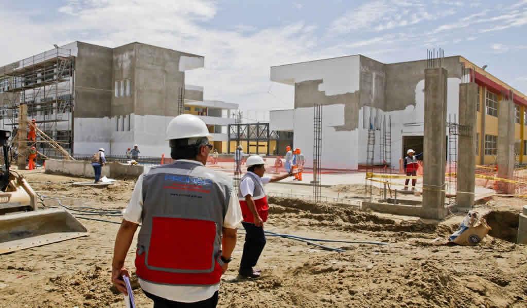 Sector construcción propone realizar los pagos pendientes previo al inicio de obras