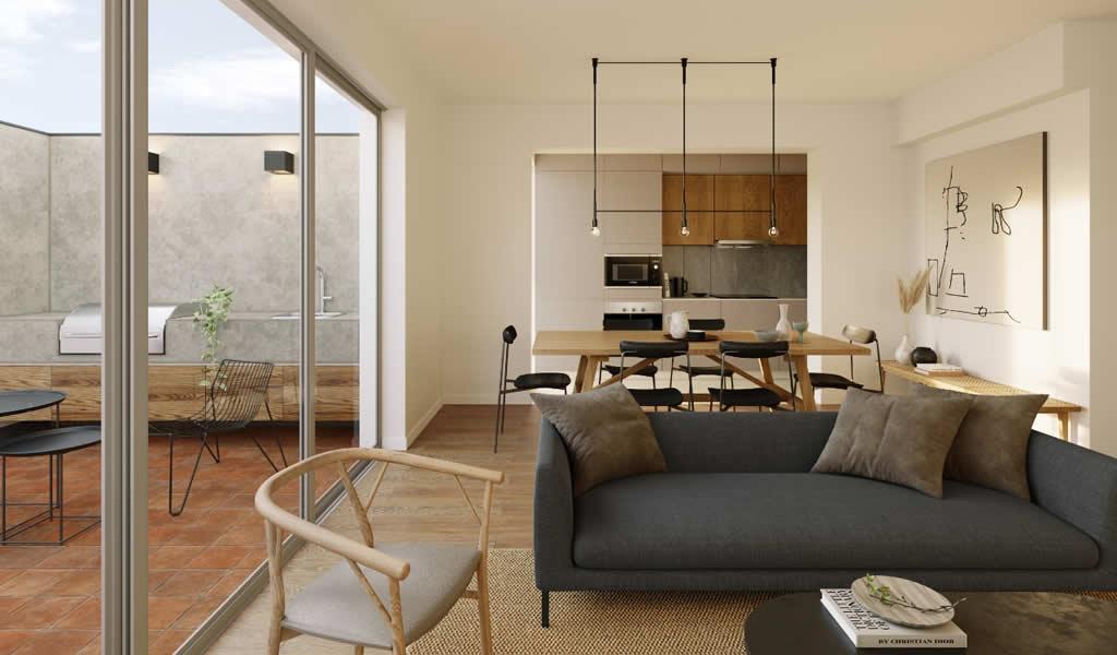Nuevas tendencias en diseños arquitectónicos buscan adaptarse a las nuevas necesidades
