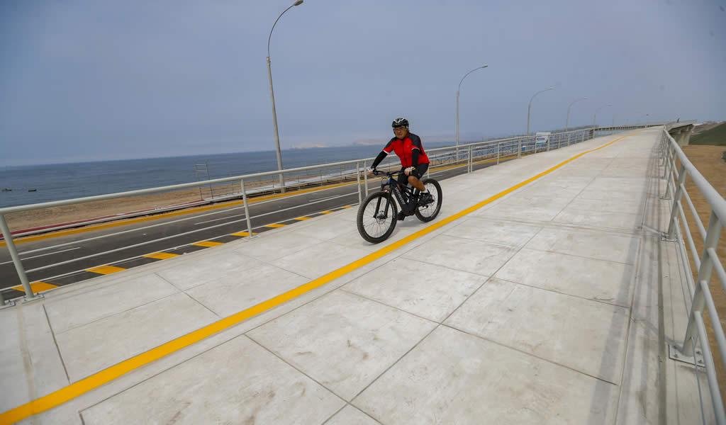 Capacitan a gobiernos regionales y municipios sobre infraestructura de ciclovías