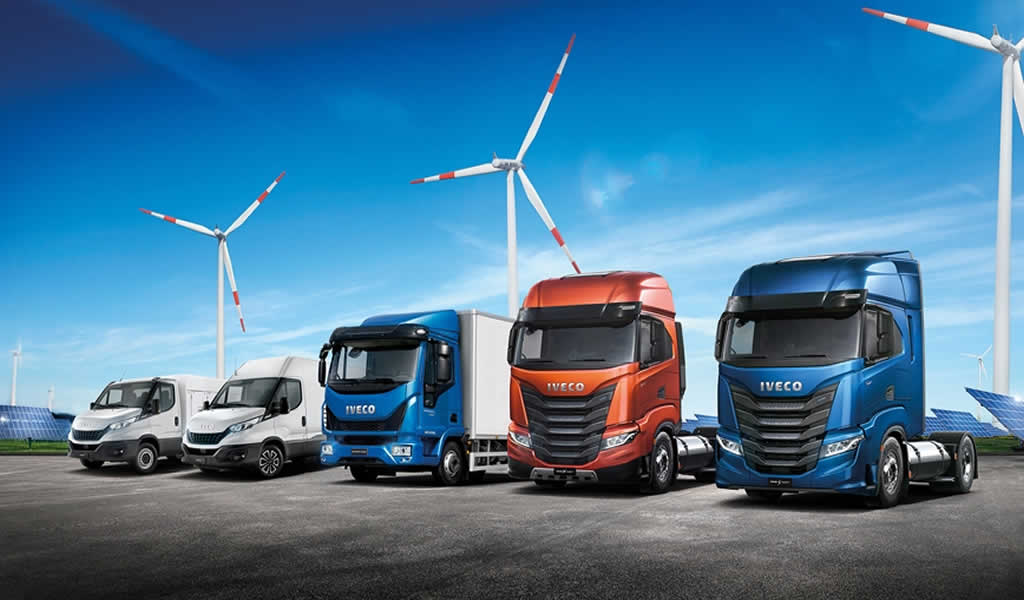 Iveco continúa apostando por la sostenibilidad