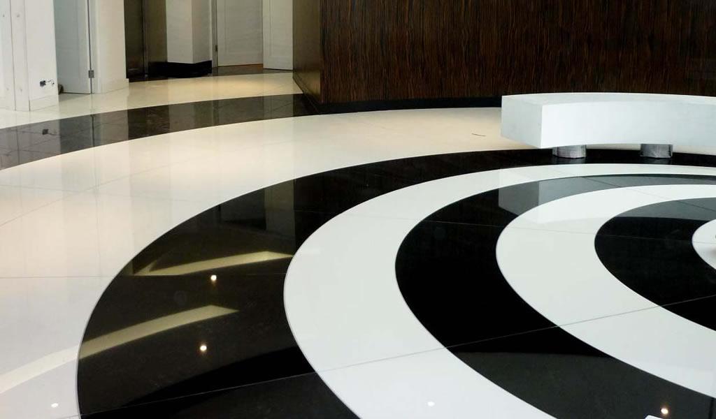 Pierinelli: cuidado para pisos de mármol