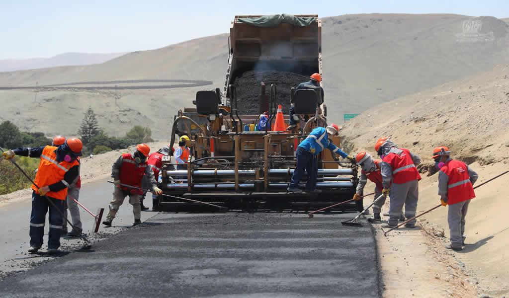 Arequipa recibirá más de S/ 306 millones para el mantenimiento de carreteras