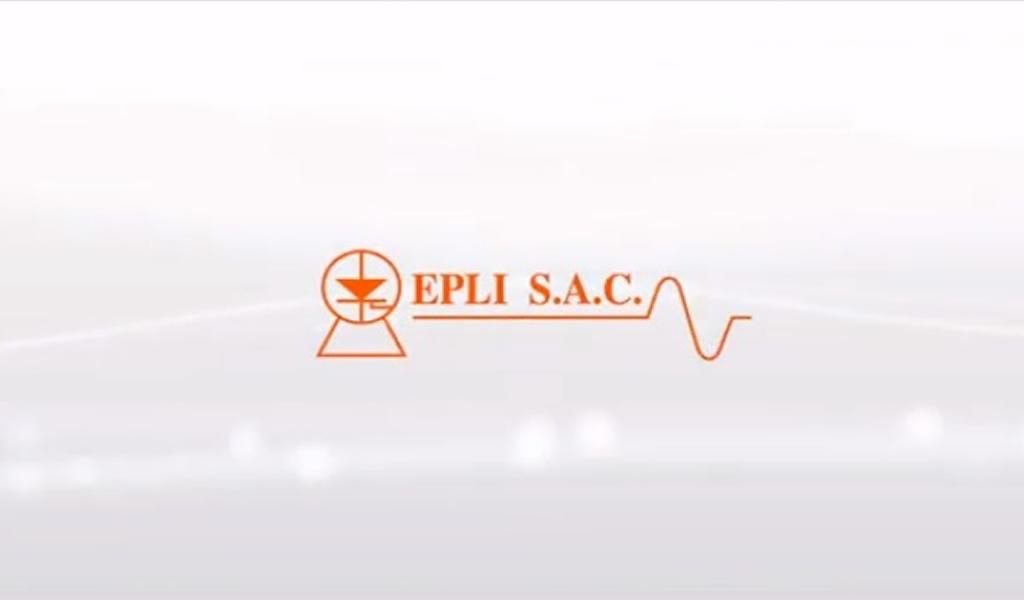 Epli S.A.C fabrica productos para el campo de la electricidad