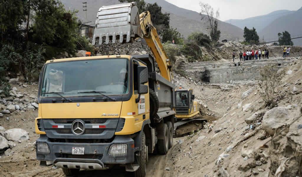 Lambayeque cuenta con S/ 500 millones para reactivar proyectos de infraestructura