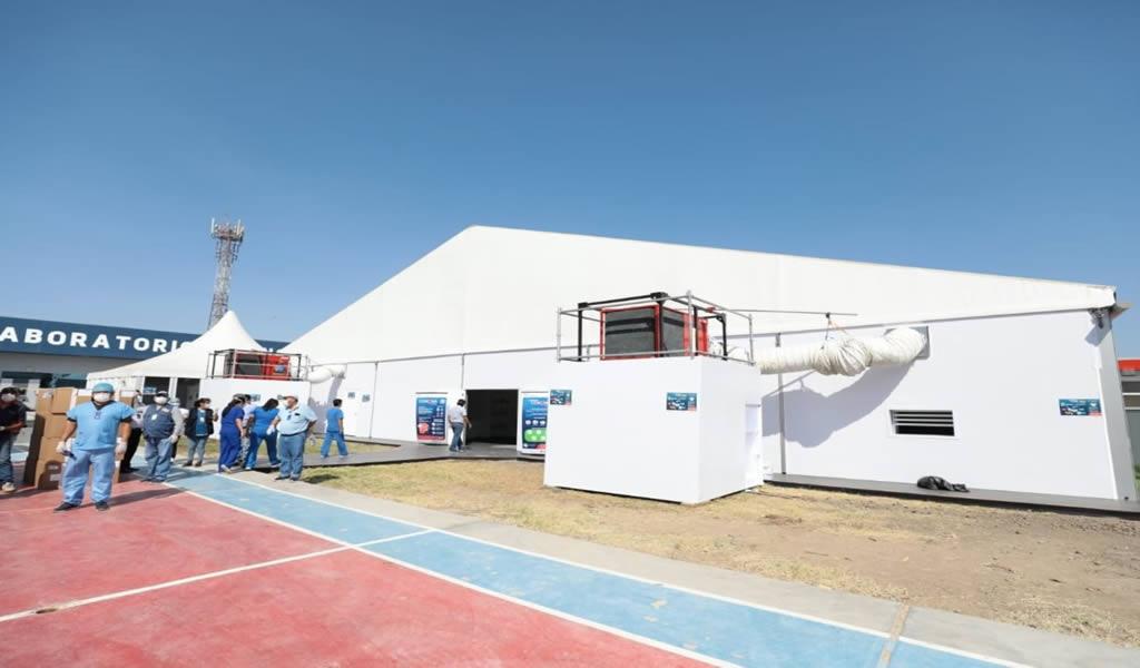Legado Lima 2019 instalará centros de aislamiento en tres regiones