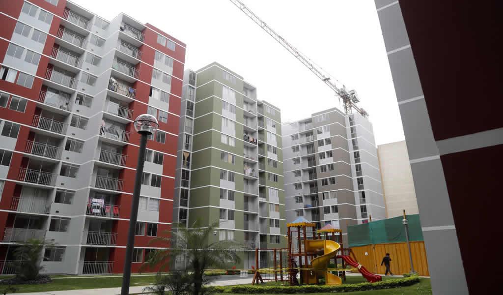 Ejecutivo promoverá acceso a vivienda para unas 80,000 familias este año