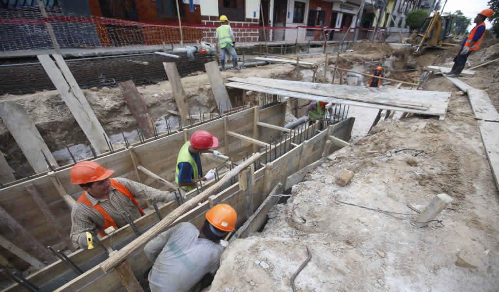 Reinician proyectos de saneamiento en comunidades en Región San Martín
