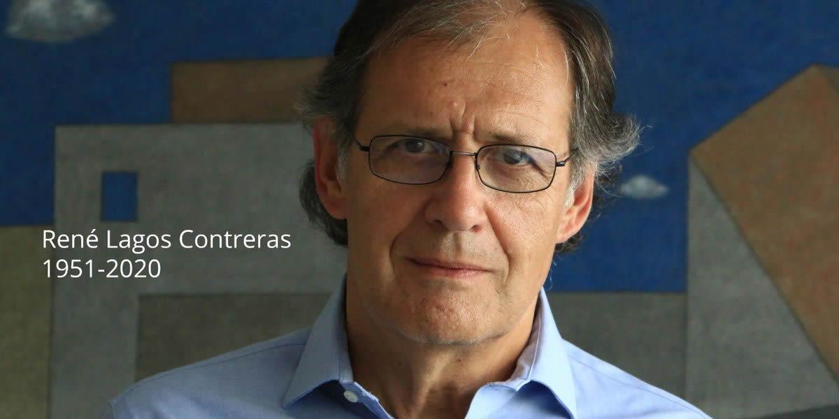Fallece el Ing. René Lagos, ícono de la ingeniería en Chile
