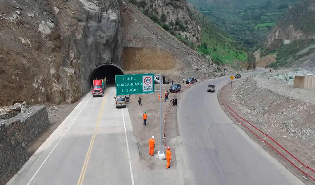 Ampliación de Carretera Central generará polo de desarrollo