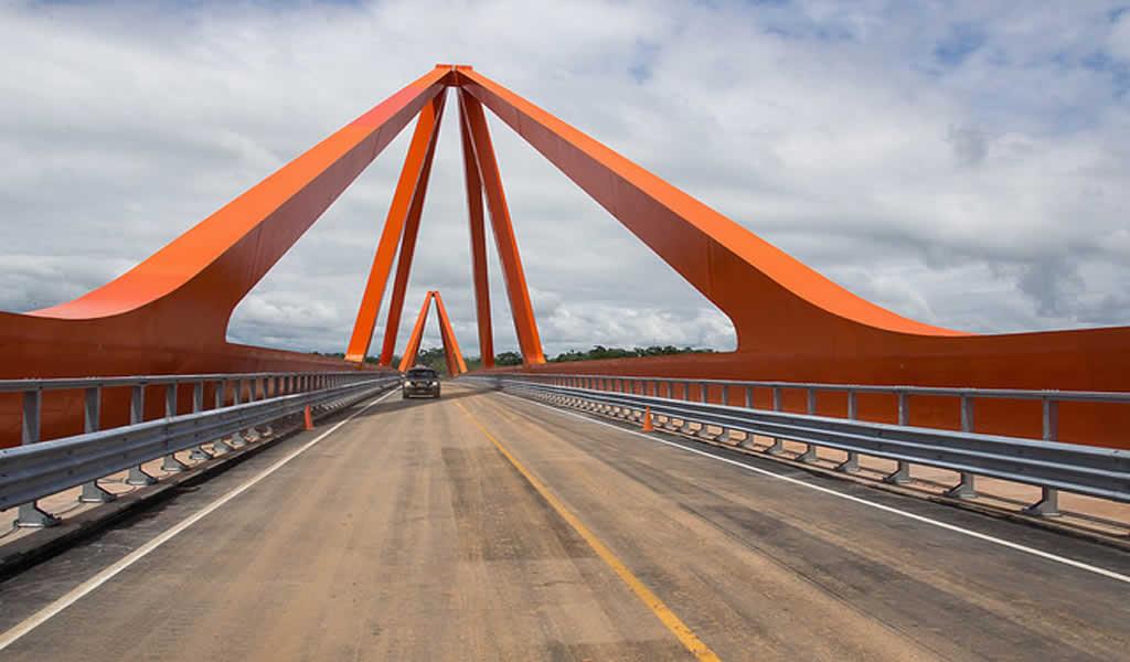 Reinician trabajos de reposición de los puentes Huambacho y Fortaleza para mejorar el tránsito en la Panamericana Norte