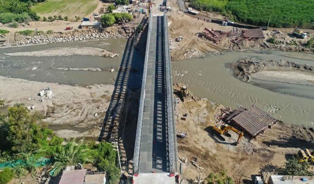 MTC inicia trabajos de reposición del puente Virú con un presupuesto de S/ 34 millones