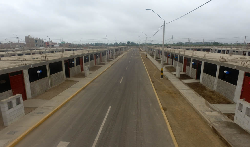 Reconstruirán 17.8 kilómetros de caminos vecinales en La Libertad