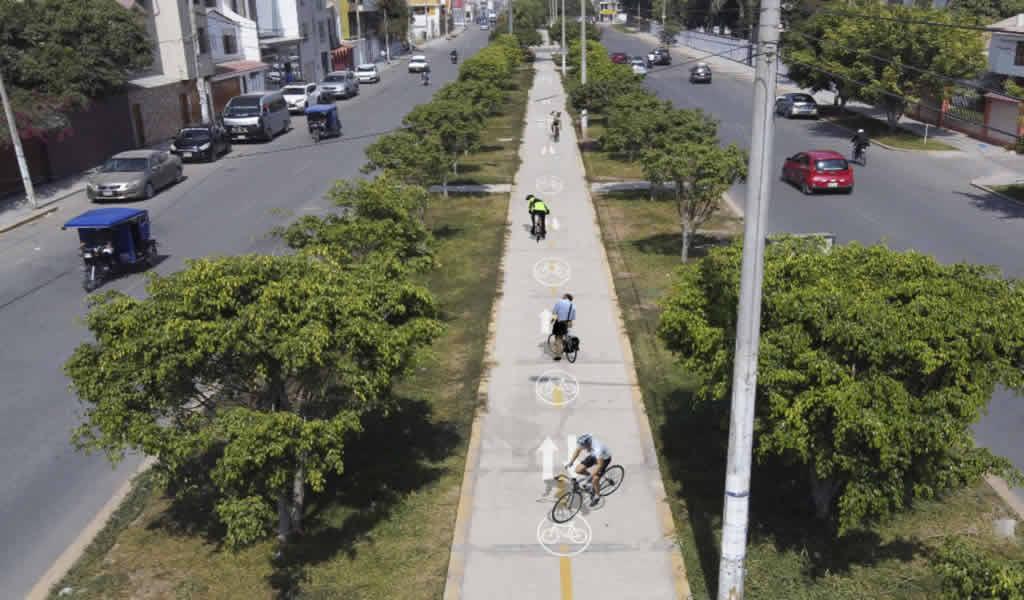 Trujillo invertirá más de S/ 1.8 millones para construir ciclovías