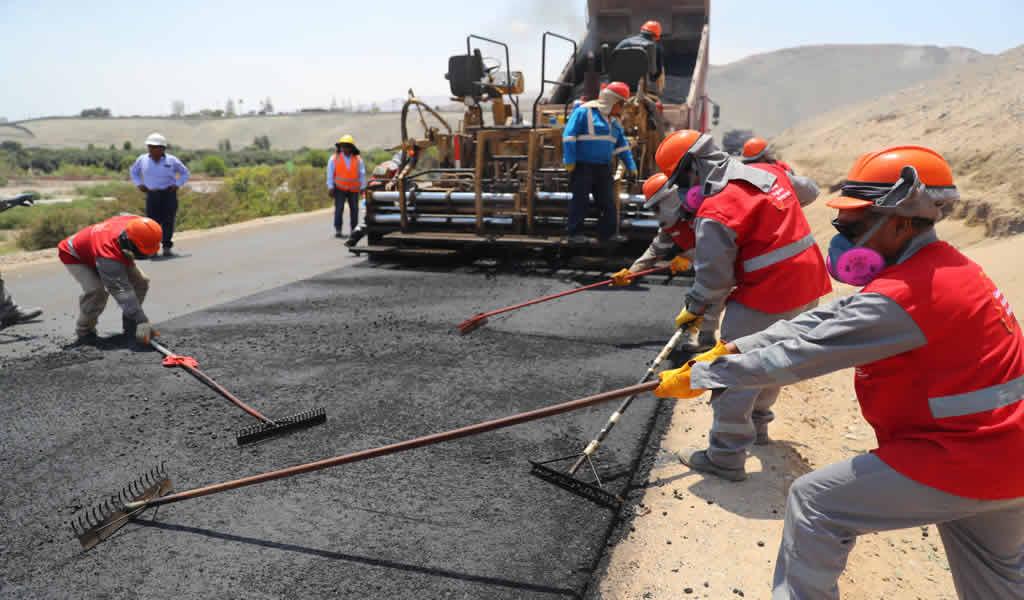 Carretera Moquegua-Omate-Arequipa se ejecutará en los plazos previstos
