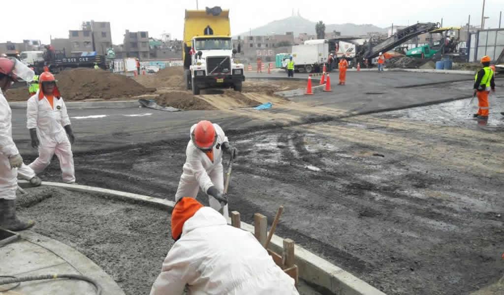 Inician obras de infraestructura vial en Tumbes
