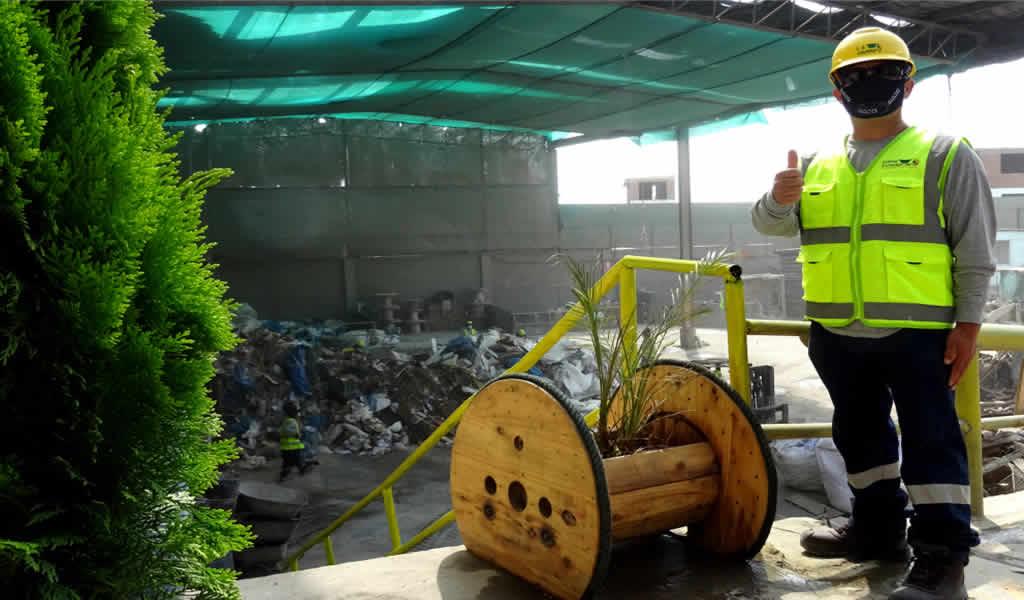Cajas Ecológicas reafirma su compromiso para la mejora de la gestión de residuos de las actividades de construcción y demolición en el país