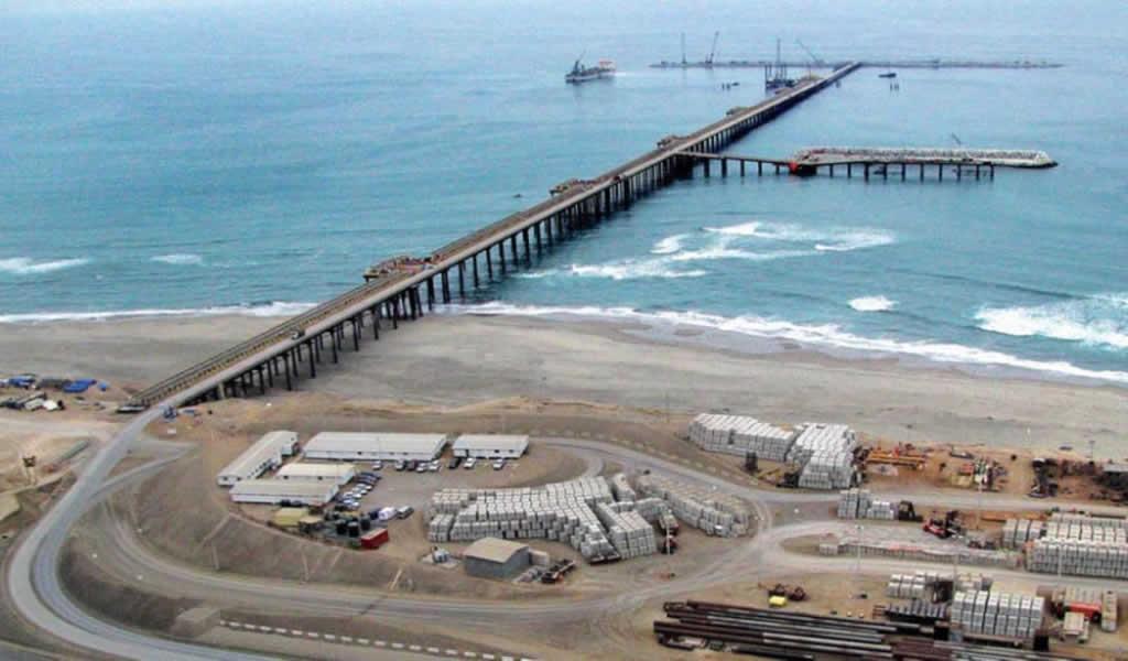 Perú LNG podrá iniciar su proyecto de terminal portuario Melchorita