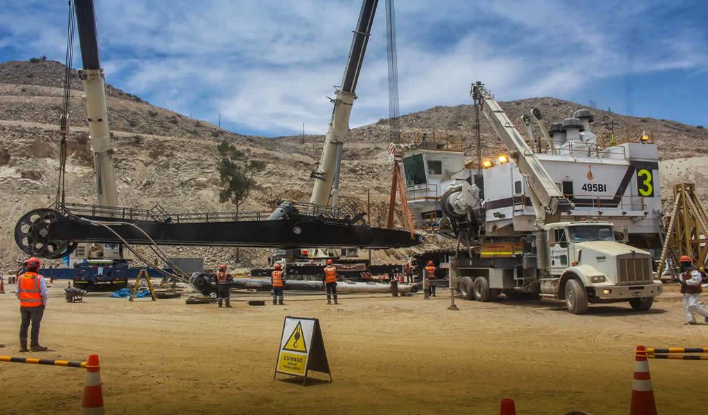Ferreyros supera 2.5 millones de horas hombre sin accidentes con tiempo perdido en grandes minas