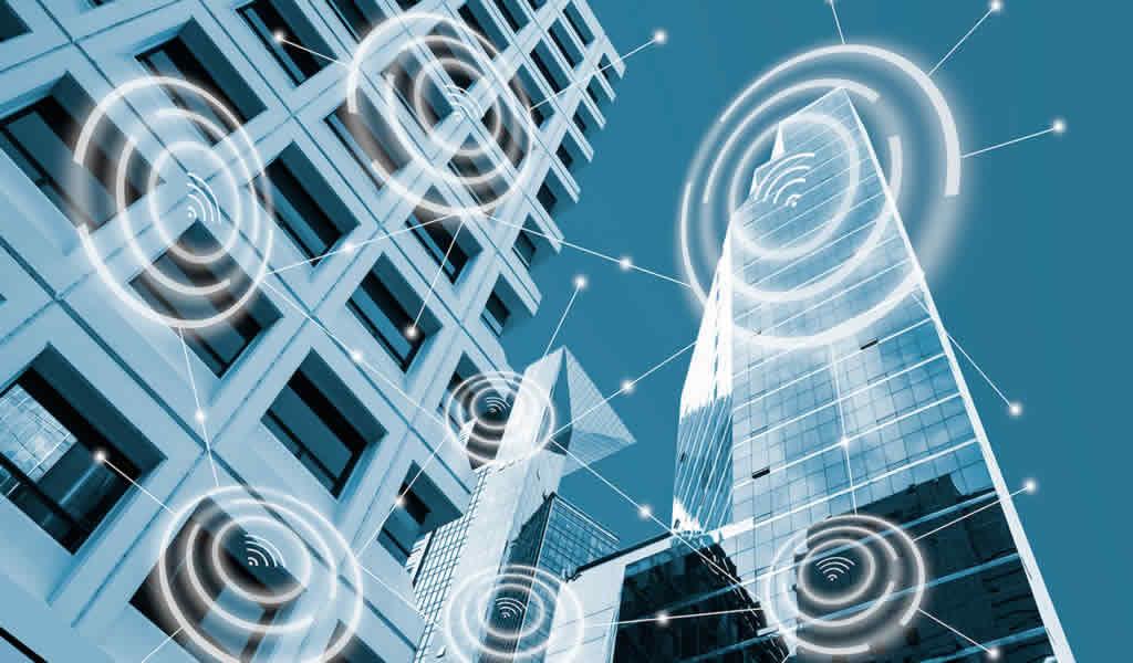 Sensores impresos para la operación de edificios inteligentes