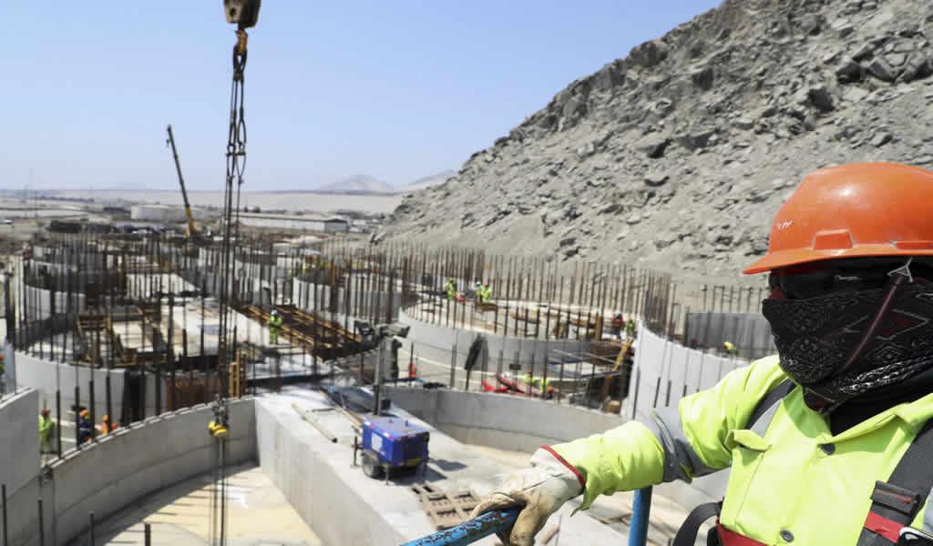 MTC: con impulso al desarrollo de obras se alienta reactivación económica