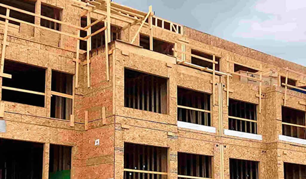 Proyecto KnoWood, innovadora construcción de edificios de madera