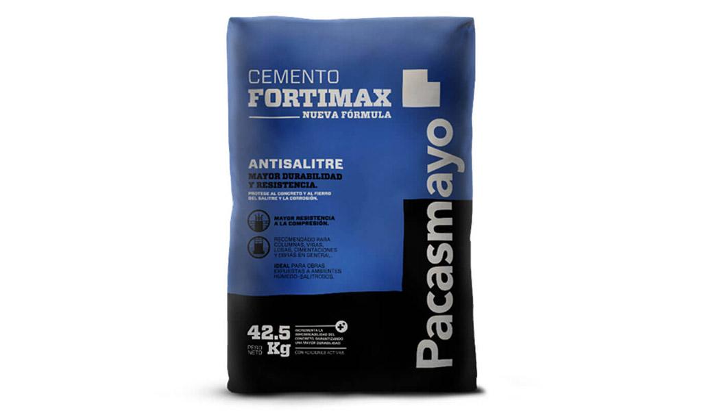 CEMENTOS PACASMAYO - Cemento Fortimax