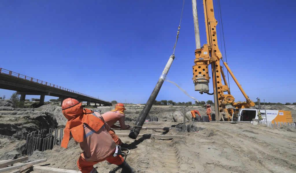 Construcción habría crecido 41.3% y manufactura 9.2% en primer trimestre