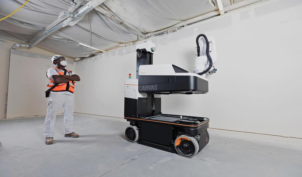 Robots en la construcción, una tendencia que será habitual en el mercado
