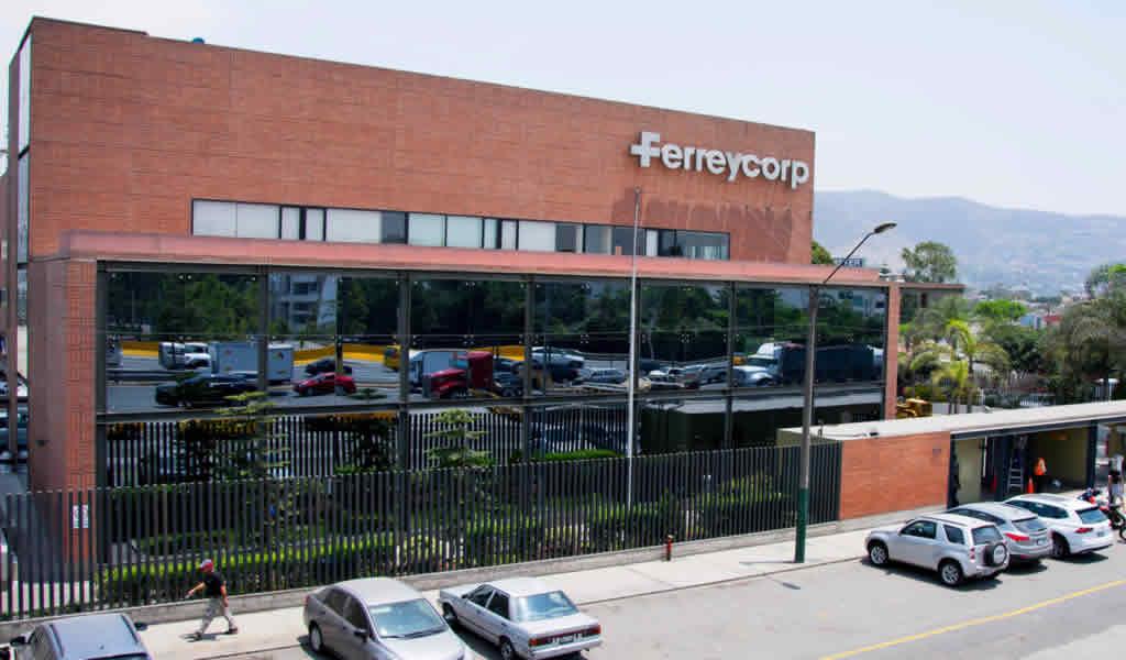 Ventas de Ferreycorp alcanzan S/ 1,243 millones y crecen 5% en el primer trimestre, con mejores indicadores de rentabilidad